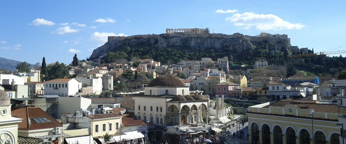Panorama of Acropolis 2